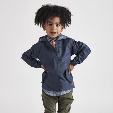 infant navy rain cheater jacket: featured blog image