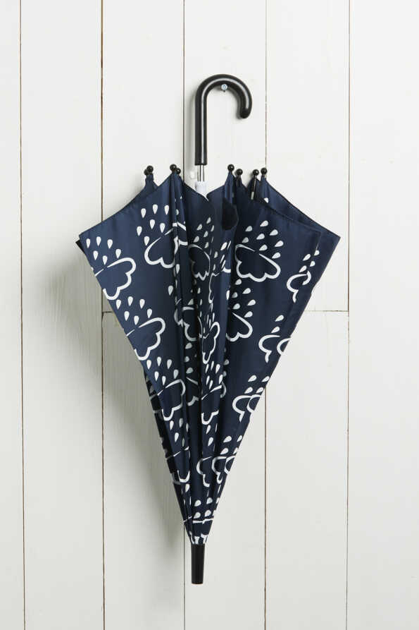 Kids Umbrella in Navy