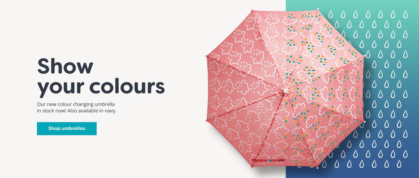 G&A umbrella web banner