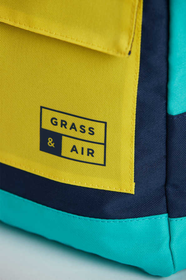 grass & air bag