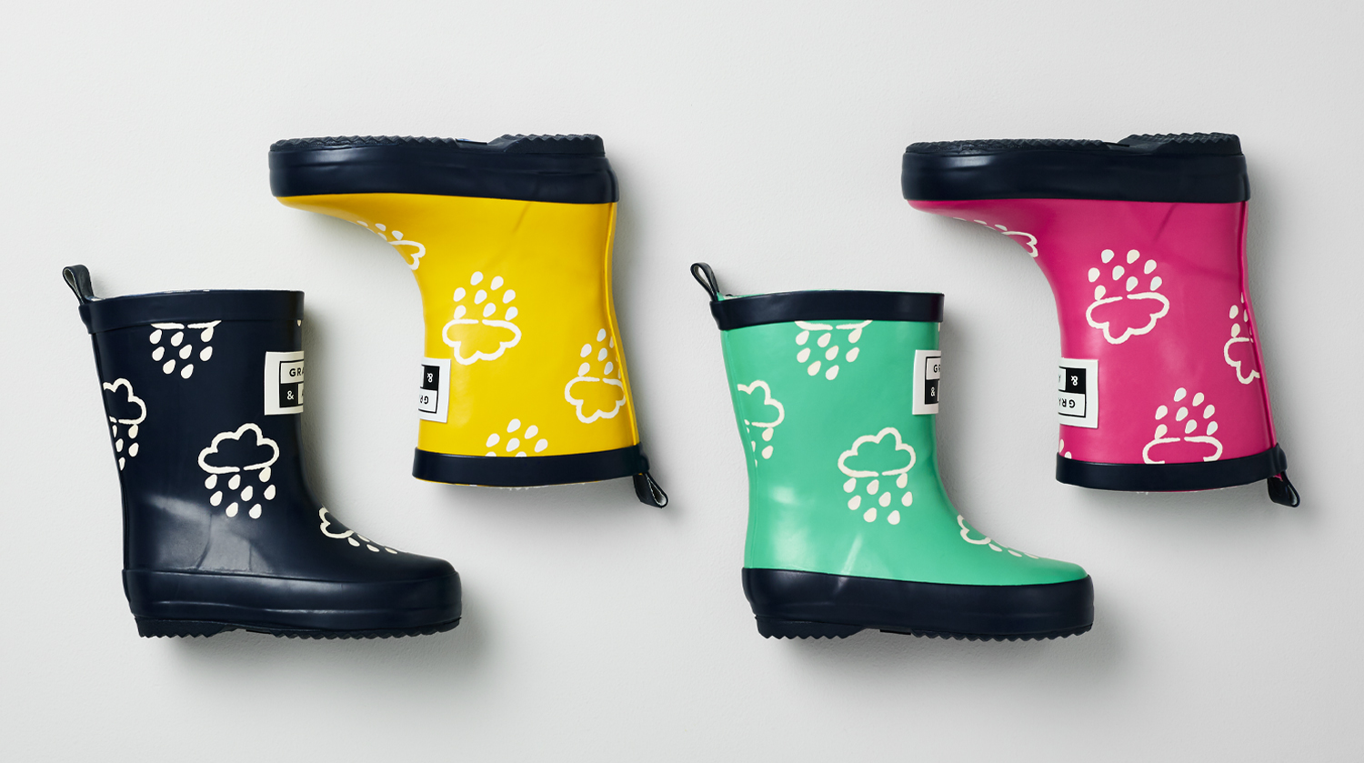 Grass & Air Wellie Collection