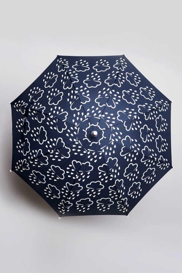 navy kids umbrella