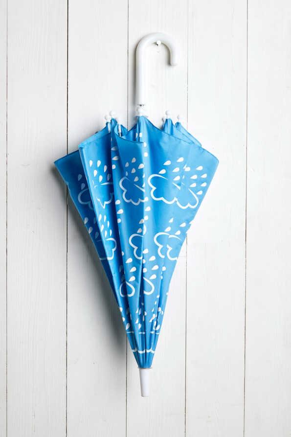 baby blue toddler umbrella
