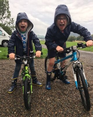 The rough and tumble of outdoor play is no match for the solid design of our classic and fun range of boys' raincoats and waterproofs. They'll stay warm, dry for any of your summertime family adventures! . . . #kidswellies #staycation #blogpost #kidsfashion #childrenswear #kidswear #familydayout #familyadventures
