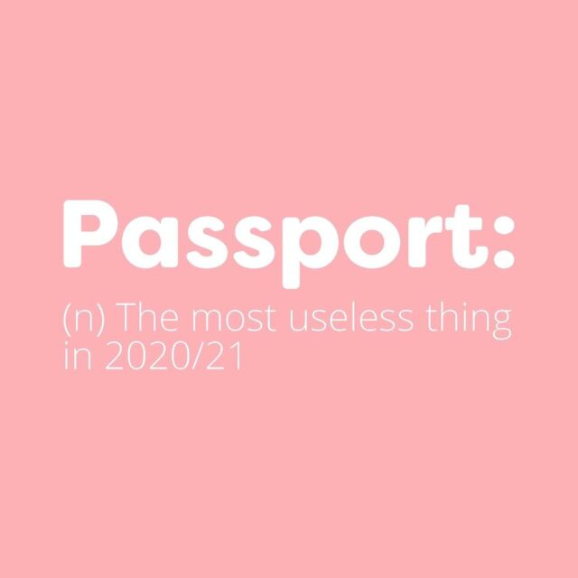 Passport: The Most useless thing in 2020/21 ✈️ Head over to our blog to find out how to make the most out of your family staycation! . . . . #blogpost #familysummerholidays #staycation #familystaycation #familyholiday